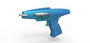 Xindi-Reptilian bio Pistol model