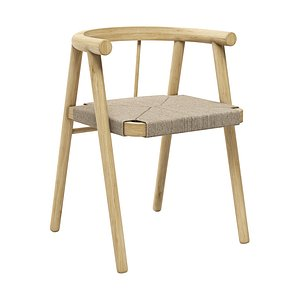 3D loods chair