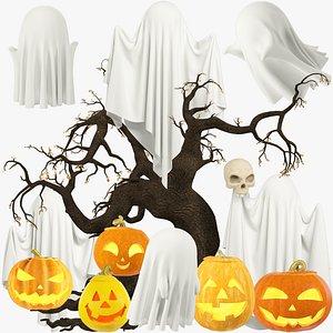 3D model Halloween Collection V2
