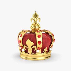 3D crown royal model