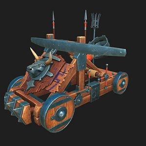 3D Catapult