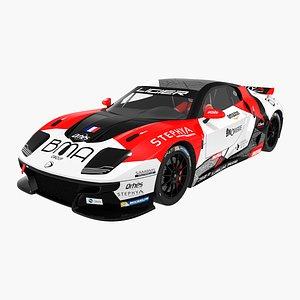 Ligier JS2 R Orhes Racing 24 model