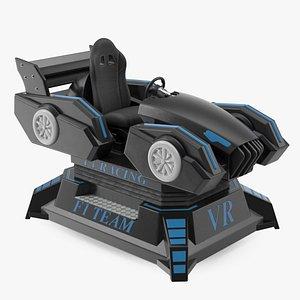 3D model VR Racing Game OFF