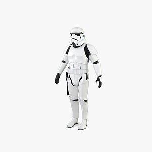 Stormtrooper model