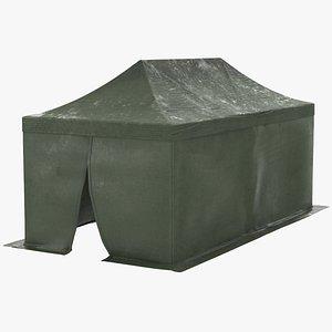 Canopy Tent  Full Cover 3D model
