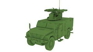 3D sherpa model