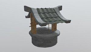 3D model Water Well