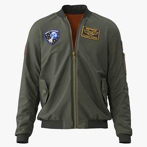 3D jacket flight