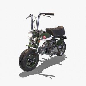 Honda Monkey 3D