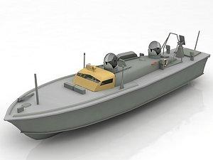 LCS-1 USS Freedom model