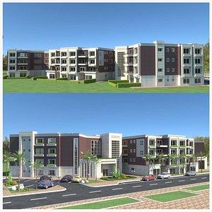 3D model Condominium 2