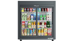 3D True Countertop Refrigerator