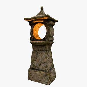 Asian Lantern model