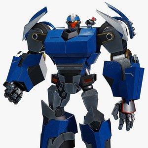 Breakdown  Transformers Prime 3D