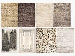 carpet rug model
