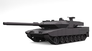 3D 2a7 model