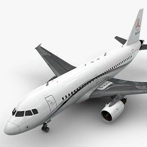 3D AirbusA319-100SANYL1428