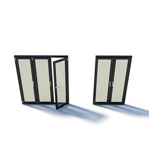 window modern 3D