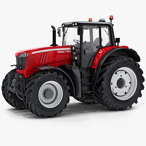 generic tractor utility 3D