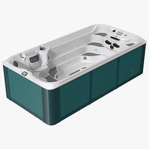 Spa Hot Tub model