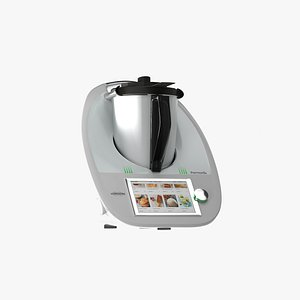 3D Thermomix TM6