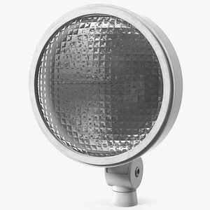 halogen light 3D model