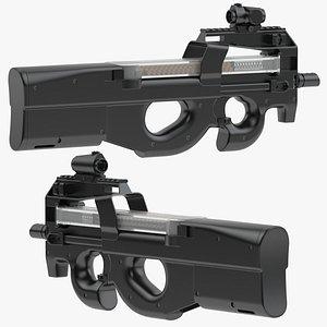FN P90 3D
