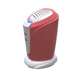 3D purifier air model