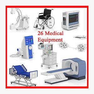 Medical Equipment model