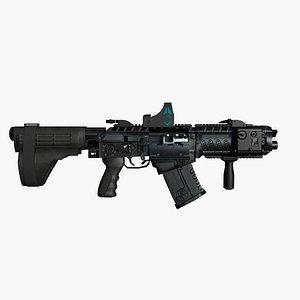 shotgun fostech origin-12 model