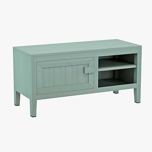 3D Chest of drawers Carlos