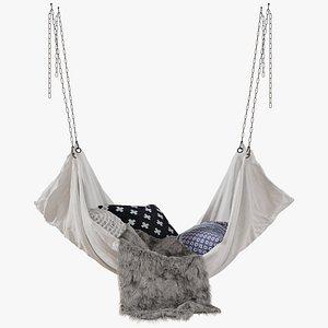 3D model Hanging Chair Loft