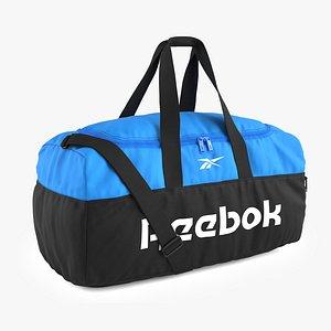 Reebok Active Core Grip Bag Blue 3D model