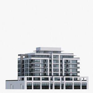 Vancouver Apartments V10 3D