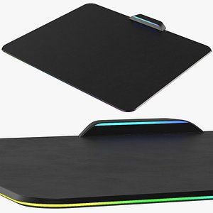 3D rgb gaming mouse pad