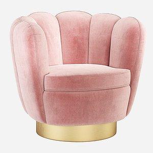 eichholtz mirage swivel chair model