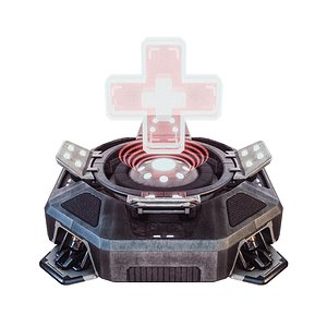 sci-fi aid kit gaming 3D model