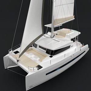 3D Catamaran BALI 4.1 3D