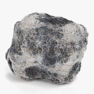 3D rock stone landscape