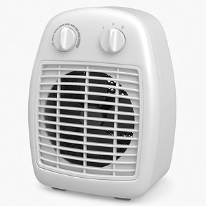 3D air heater heat
