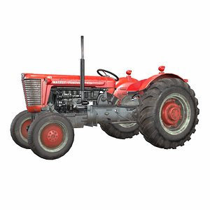tractor 65 3D