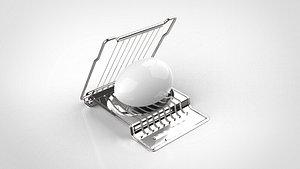 egg slice model