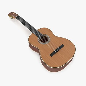 Classical Guitar 3D