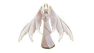 angel orniment model