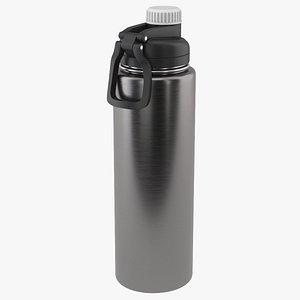 3D water bottle