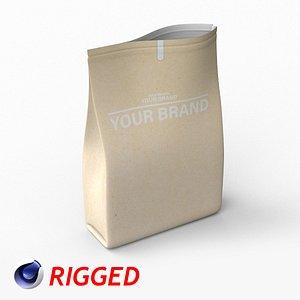 rigged pocket model