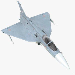 HAL Tejas Multirole Light Fighter Flight model
