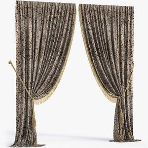 Curtain(1) 3D