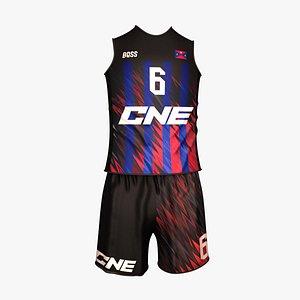 Sport Clothes fbx model