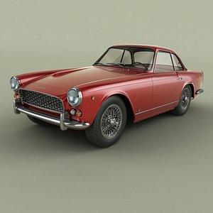3D 1959 triumph italia 2000